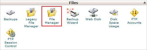 File manege
